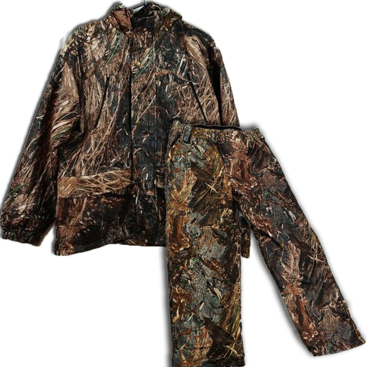 Waterproof Jungle Camouflage Clothing Set Hunting Clothes