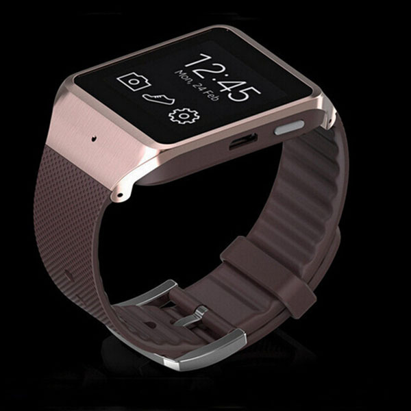 """Brand New ZF08 Bluetooth SmartWatch 1.5"""" LCD Display Sports Bracelet 2.0 MP Camera With Built-in 8GB Memory For Android Phones(China (Mainland))"""