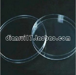 free shipping plastic petri dish with cover 30mm size