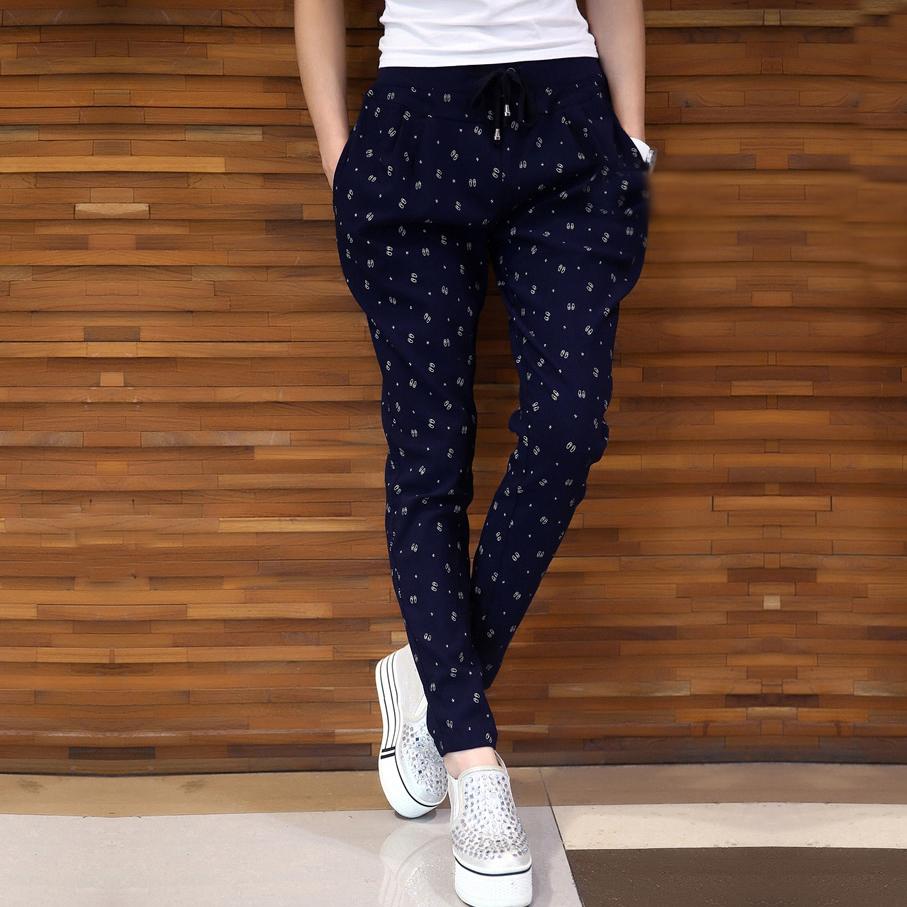 Женские брюки 2016 5XL 4XL 3XL