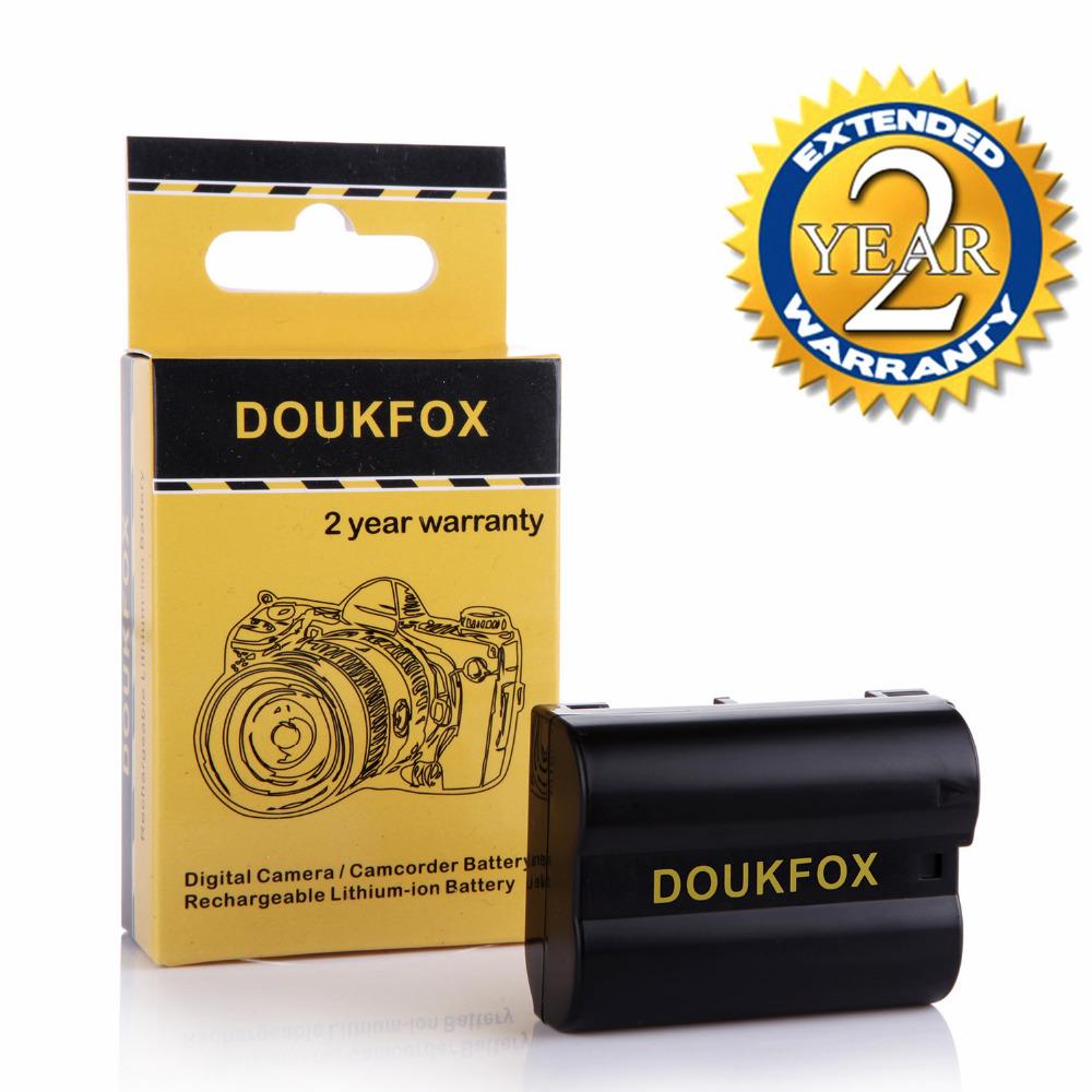 2PC EN-EL15 digital batteries EN EL15 ENEL15 Camera Battery pack Nikon D600 D610 D600E D800 D800E D810 D7000 D7100 d750 V1 - Wonston Store store