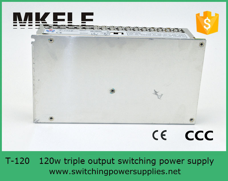 support customized fast delivery triple output type T-120C 5V/9V12V SMPS triple output supply triple output type<br><br>Aliexpress