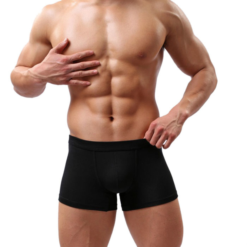 Brand new Sexy Underwear Men Men s Boxer Shorts Bulge Pouch soft Underpants free shipping 1