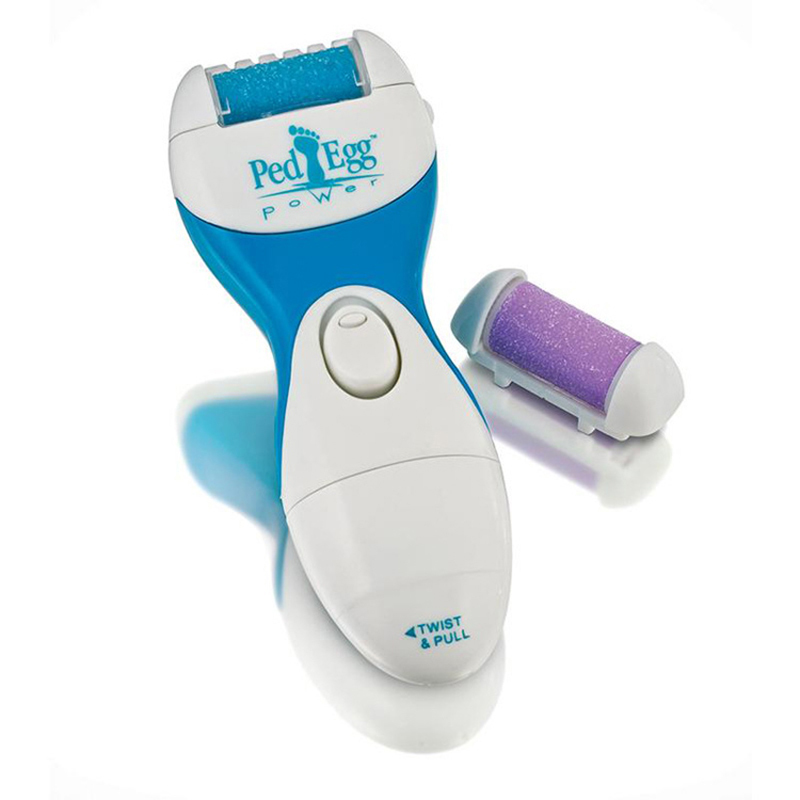 Pro Pedicure Kit Foot File Hard Dead Skin Electrical Care Callus Remover Free shipping M01492(China (Mainland))