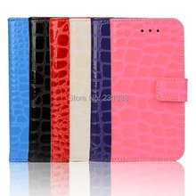 For Apple iphone 5SE 5E SE Luxury Wallet Leather Flip Crocodile Check Stand Credit Card Photo Pouch Case Skin Cover 5pcs(China (Mainland))