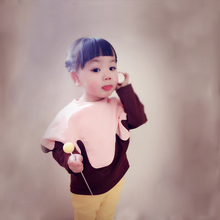 Spring Autumn Children's Sweatshirts Baby Clothing Ice Cream Design Boy Grils Casual Kids Clothes Cute Girl Sweatshirt Cotton