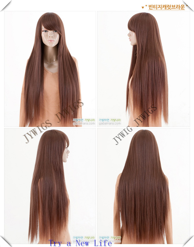 Fashion Celebrity Womens Long Wavy Hair Curly Full Cosplay Party Wigs <br><br>Aliexpress