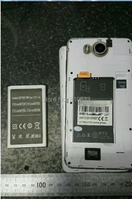 "1pcs/Lot Original Android Phone Capacity 2800Mah Battery For 5.5"" JIAKE i9 MTK6572Original Phone Battery Freeshipping+Track Code(China (Mainland))"