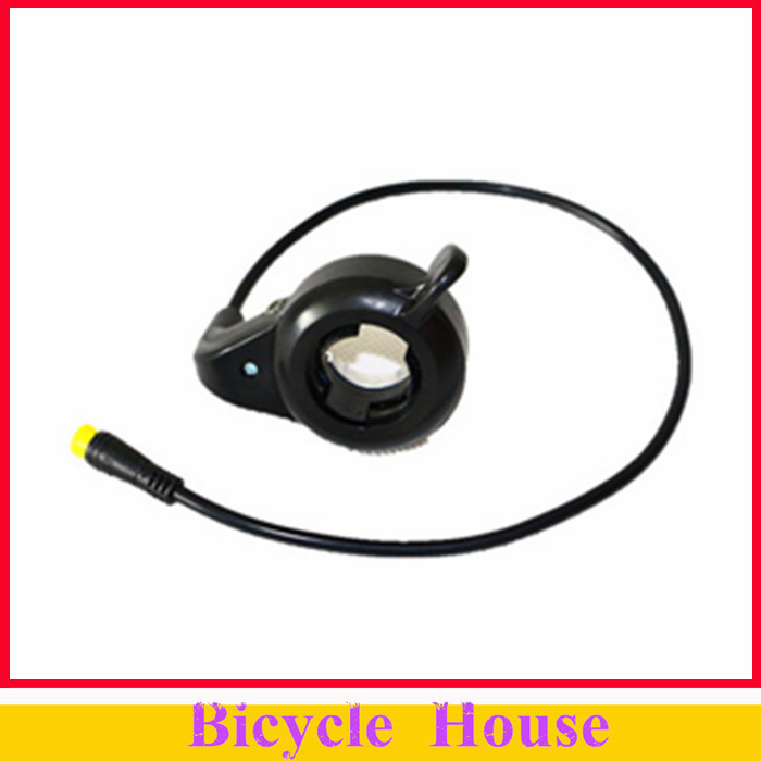 36VElectric Bike Hall Thumb Throttle Electric bicycle speed thumb throttle without handlebar - electric bike house store