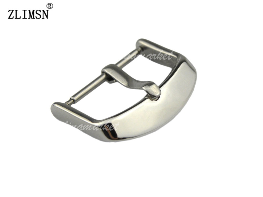 22mm NEW high quality stainless steel Watch Band Deployment Clasp Strap Pin Buckle(China (Mainland))