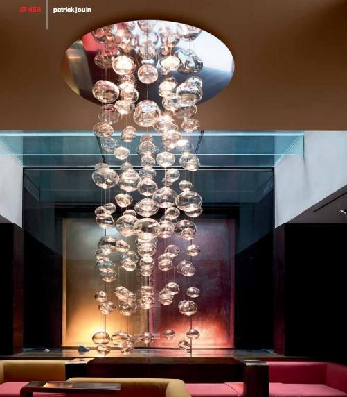 Buy Lanting Patrick Jouin Bubble Pendant Light Modern Brief