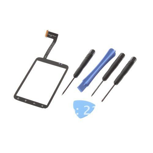 5pcs Popular Replacement Touch Screen Digitizer For Wildfire S A510e G13(China (Mainland))