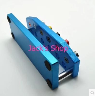 Бесплатная доставка высокое качество металлической подставкой инструмент для 6 шт. часы шуруповерты