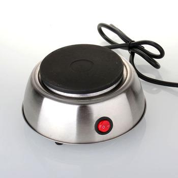Нержавеющая сталь MINI плита электрическая обогреватель многофункционально индукционная плита портативная кофе обогреватель для ёмкость Moka