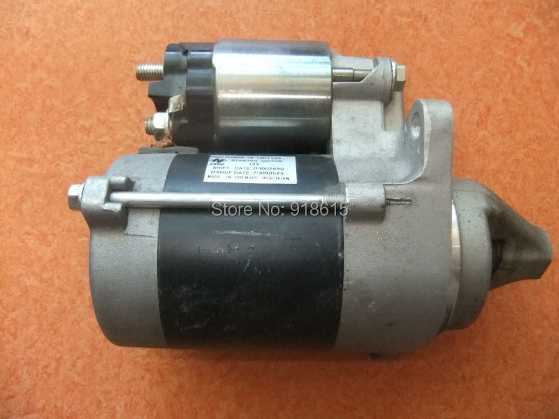 QD1123,MZ360 gas engine parts, Starter Motor, deal with inventory goods,<br><br>Aliexpress