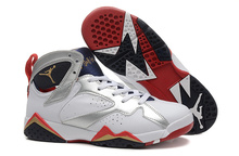 2016 2016 new air jordan 7 retro shoes women euro size 36 to 40 US 5.5 to 6.5 7 8 8.5 with original box 14(China (Mainland))