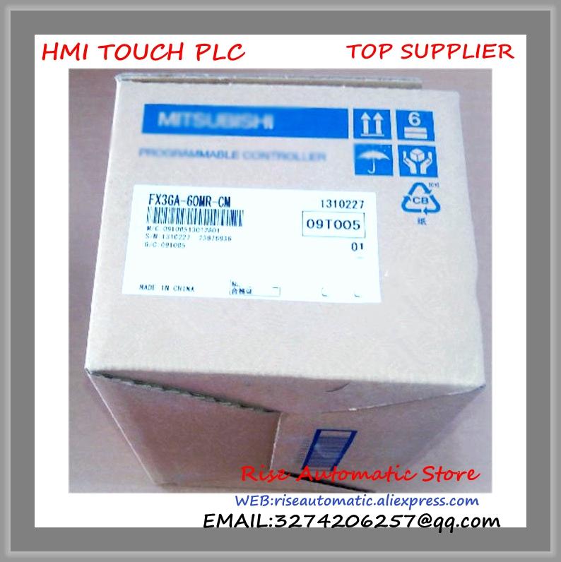 FX3GA-60MR PLC Main Unit DI 36 DO 24 Relay 24V DC New Original