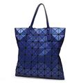 Top Design Fashion Bao Bao Famous Designer Issey Handbag Matt surface Pu Shoulder Bag Quilted Foldable