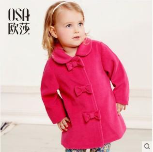 Шерстяная одежда для девочек OSA KW401016 шерстяная одежда для девочек jacadi