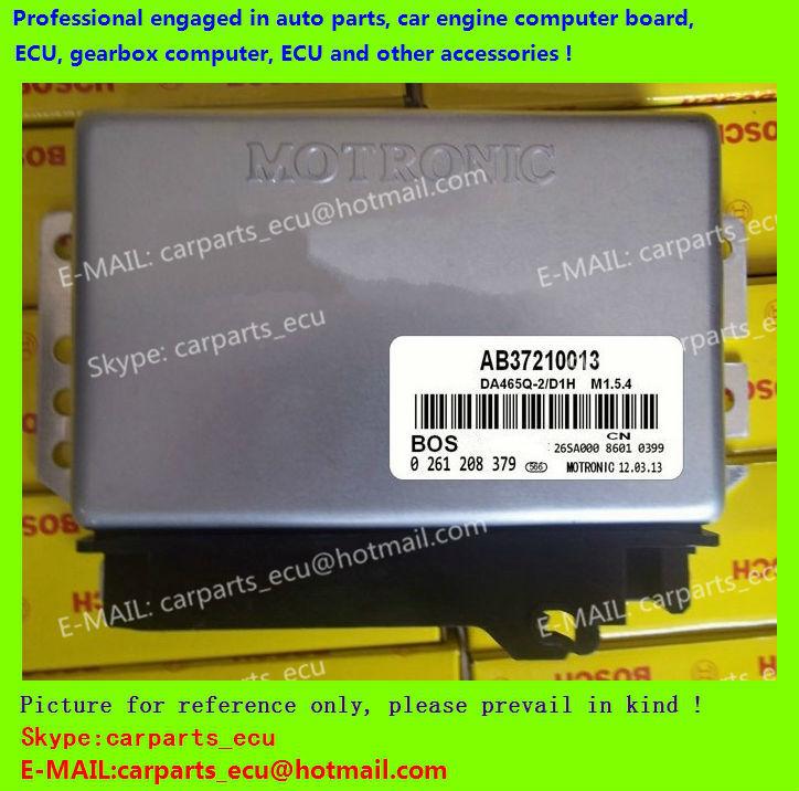 For HF Lobo car engine computer board/ECU/ Electronic Control Unit/Car PC/ 0261208379 DA465Q-2 /driving computer(China (Mainland))