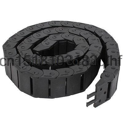 Black Plastic Drag Chain Cable Carrier 15mm x 30mm for CNC Machine(China (Mainland))