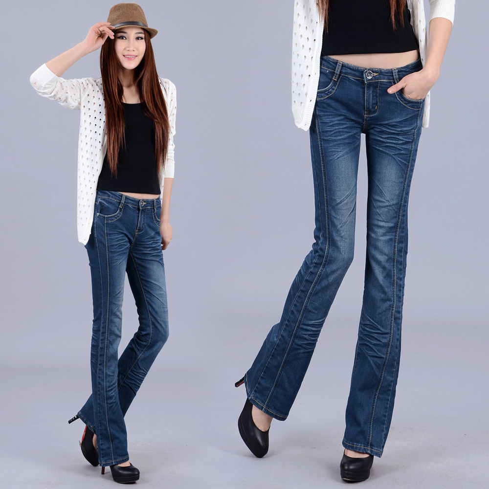 Boot Leg Jeans For Women