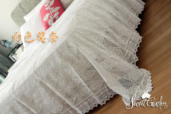 main crochet literie lit couverture crochet drap de lit couvre lit blanc crochet taies d. Black Bedroom Furniture Sets. Home Design Ideas