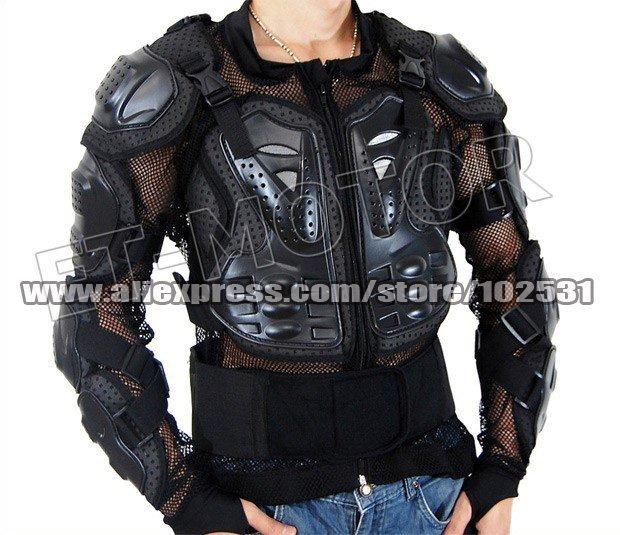 HOT Motorcycle Sexy Body Armor Racing Jacket XL/XXL/3X TA064