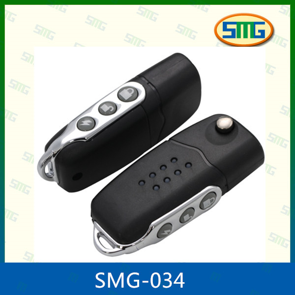 433mhz learning function remote control auto gate door remote control(China (Mainland))