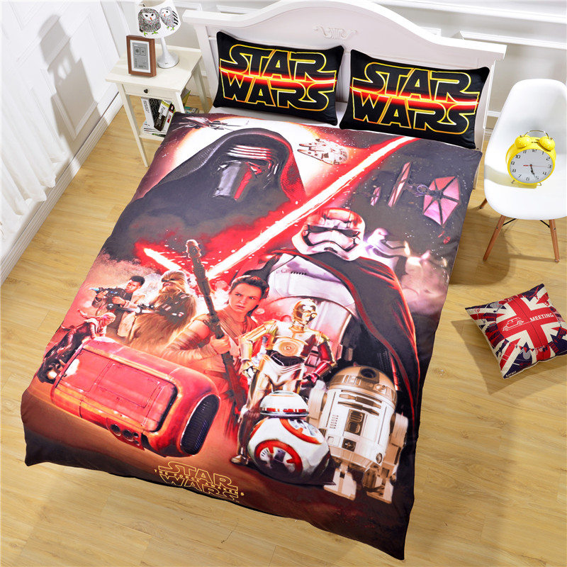 achetez en gros star wars couette en ligne des. Black Bedroom Furniture Sets. Home Design Ideas