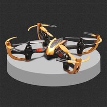 Quadcopter Dron Yizhan Golden X4 4CH 2.4G 6 Axis Remote Control Kvadrokopter Toys UFO 3D Flying Drone LCD Display Transmitter