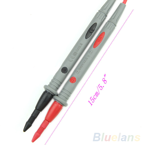Universal Digital Multimeter Multi Meter Test Lead Probe Wire Pen Cable(China (Mainland))