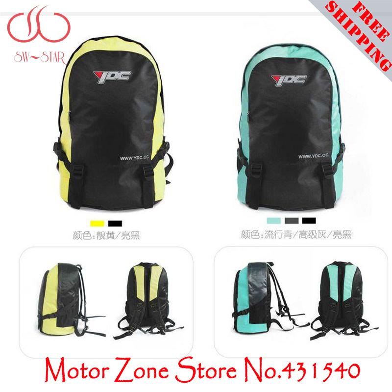 Motorbike luggage Ydc yb-1230 Men motorcycle helmet bag backpack outdoor backpack moto racing bag R11(China (Mainland))