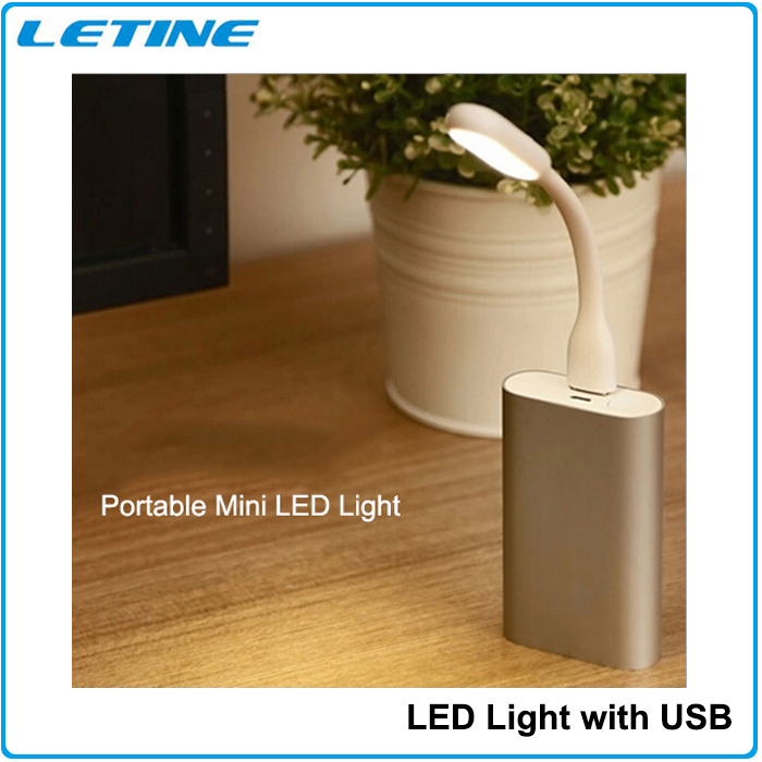 2016 Best Price USB LED Lamp 5V 1.2W Portable Light LED with 5 Colors For Power bank Computer USB Plug Device Free Shipping(China (Mainland))