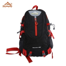 Buy Climbing Bag 36 55L Unisex Camping Traveling Backpack Portable Compact loading 40KG Durable Water Resistant Nylon Backpack for $29.75 in AliExpress store