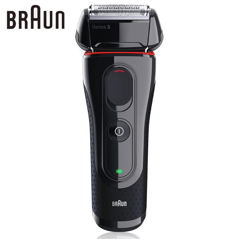 Braun Man Electric Shaver Razor 5030s Rechargeable Reciprocating Blades HighQuality Razor Electric shaving machine quick charge(China (Mainland))