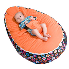 60pcs/lot Baby Bean Bag without filling for Kids