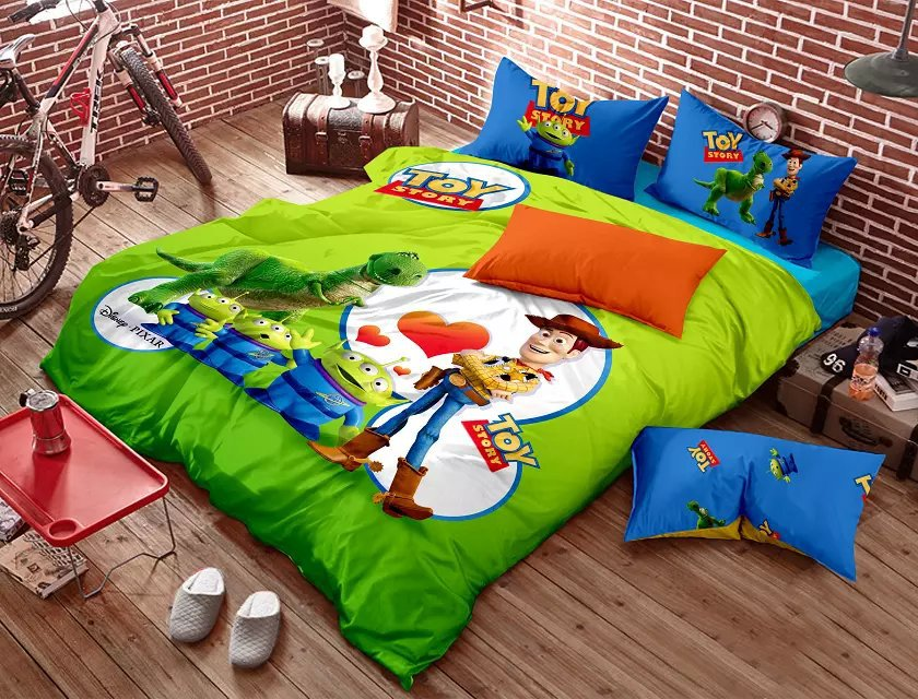 Toy Story Bedroom Set : toy story quilt cover set - Adamdwight.com