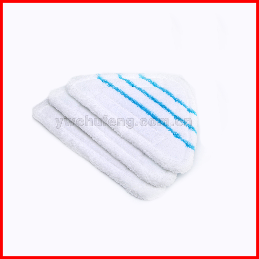 Free Shipping! 2016 New Microfiber H2O Steam Mop Pads in Cleaning Cloths 10pcs Each Order(China (Mainland))