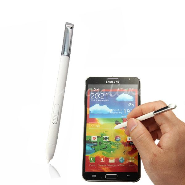 Overvalue White Touch Screen Stylus Replacement for Samsung Galaxy Note 2 N7100 T889 Writing Pen(China (Mainland))