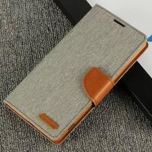 Для Sony Xperia C5 чехол ультра мягкой тканью кожи искусственная кожа + силиконовой резины внутри телефон для Sony C5 ультра флип сумка