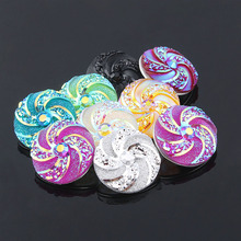 Buy Xinnver 10 Pcs/lot Mixed 18mm Alloy Resin Fashion snap Buttons Fit Xinnver Snap Bracelets DIY Beads Fine Jewelry Findings ZD033 for $2.70 in AliExpress store