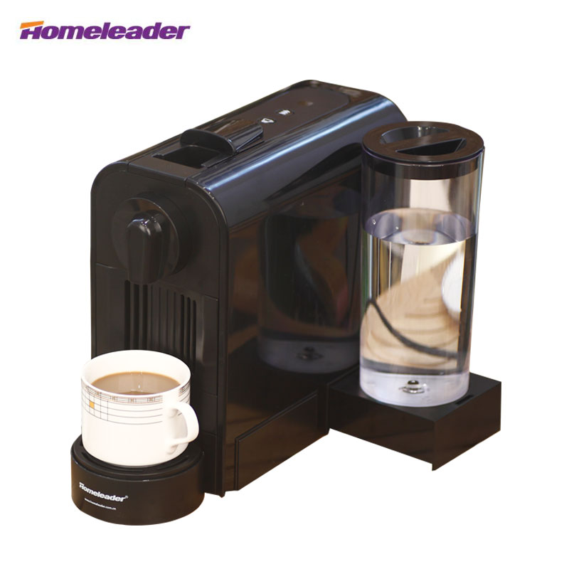 Home Leader Coffee Maker : Homeleader Espresso Coffee Machine Full automatic Capsule Coffee Maker High Quality Italian ...