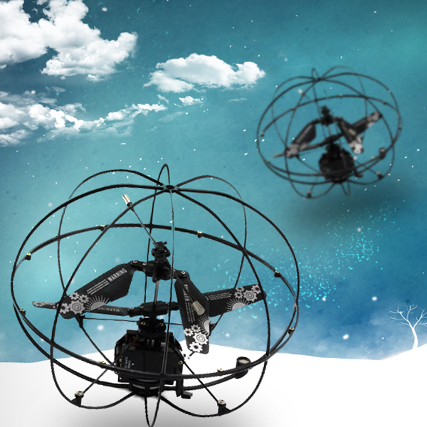 New Arrival 2015 2CH Gyro RC Mini Helicopter UFO Aircraft Remote Control Fly Ball 360 Degree Rotation 777310 Flashlight Happycow(China (Mainland))