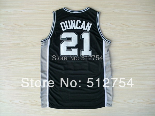 #21 Tim Duncan Jersey,New Material Rev 30 Basketball jersey,Best quality,Authentic Jersey,Size S--XXXL,Accept Mix Order(China (Mainland))