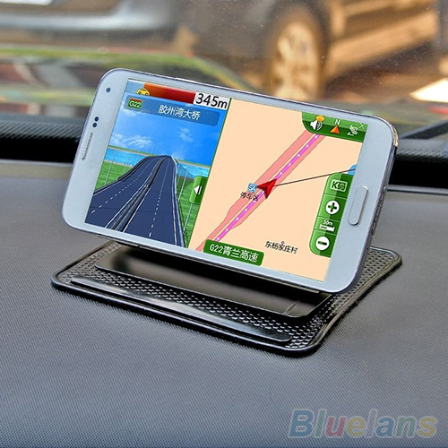 360 Rotating Car Dashboard Mount Holder Sticky Non-Slip Pad Mat For Phone GPS(China (Mainland))