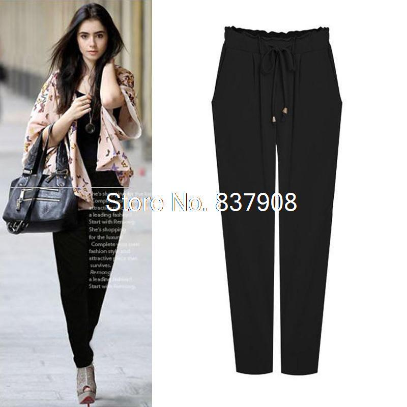 Luxury Womens Long Pants  Pi Pants