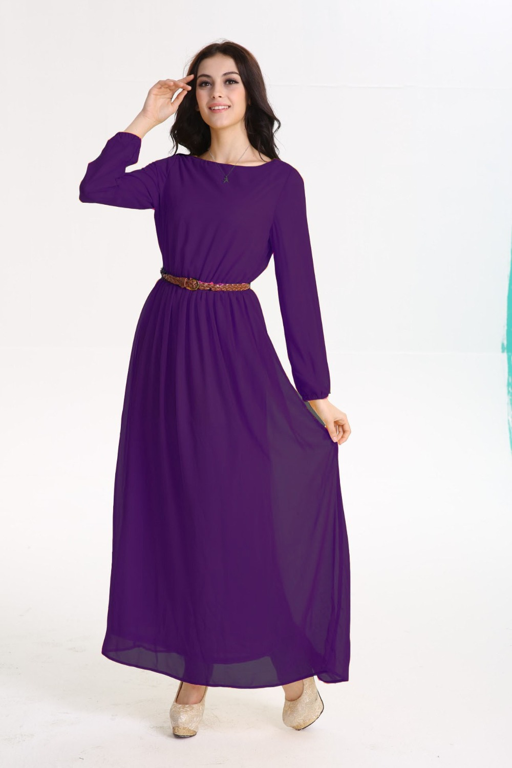 Womens Long Dresses