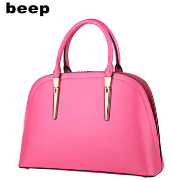 BEEP famous brand genuine leather bag new trend shell girl bags BL150911# retro fashion wild portable lady messenger bags<br><br>Aliexpress