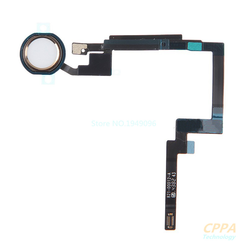 For ipad Mini 3 Home Button Flex Cable Assembly Touch ID Function Replacement For Tablet Spare Parts New free shipping